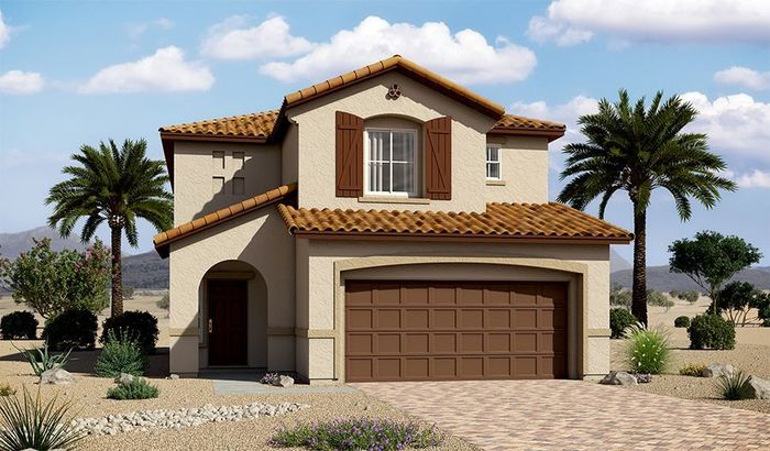 Ready To Build Home In Summit Knoll Community