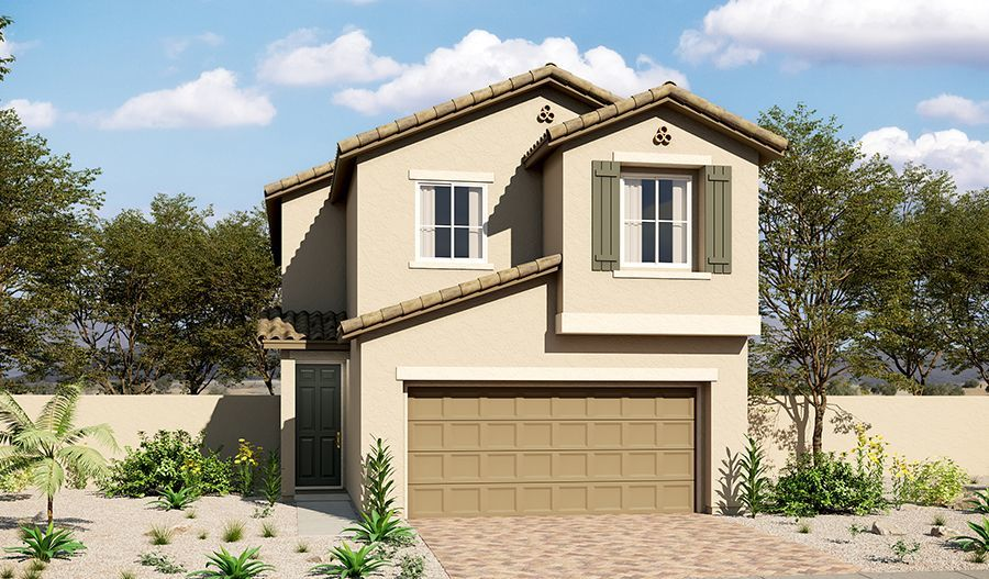 Ready To Build Home In Cortland at Sedona Ranch Community