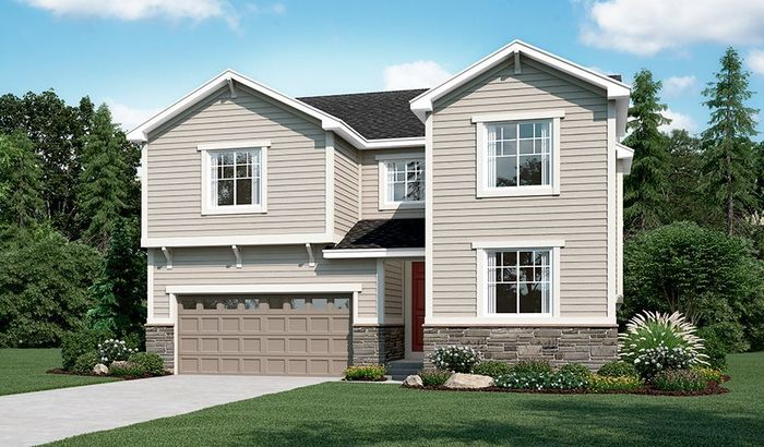 Ready To Build Home In Landmark at Eastpoint Community