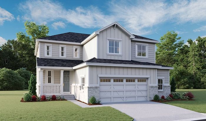 Ready To Build Home In Ridge at Southshore Community