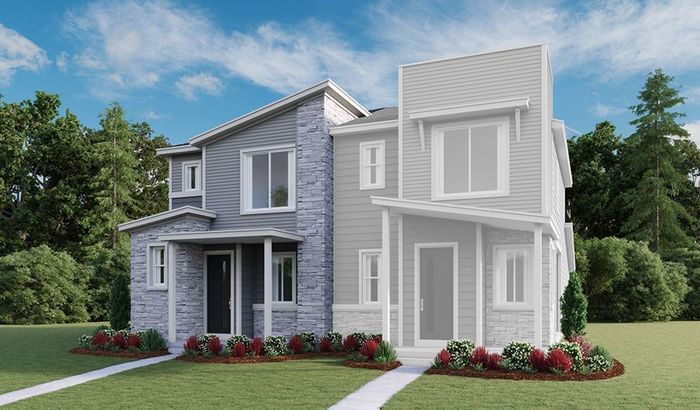 Ready To Build Home In Urban Collection at Eastpoint Community