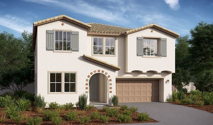 Ready To Build Home In Palmetto at Spencer's Crossing Community