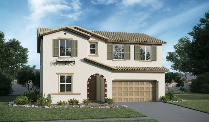 Ready To Build Home In Fieldcress at Terramor Community