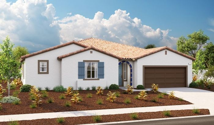 Ready To Build Home In Rosewood at Spencer's Crossing Community