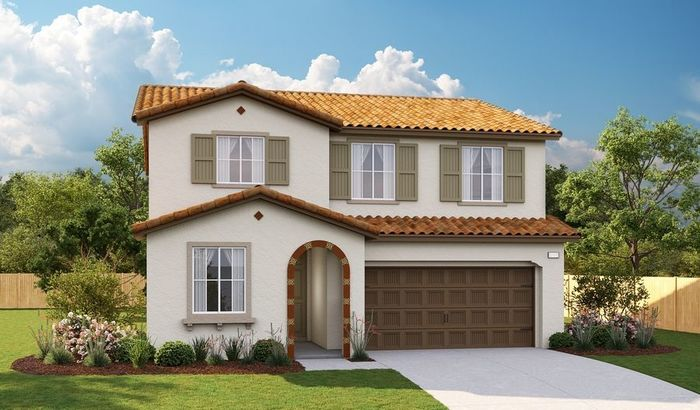 Ready To Build Home In Olivine at Terramor Community