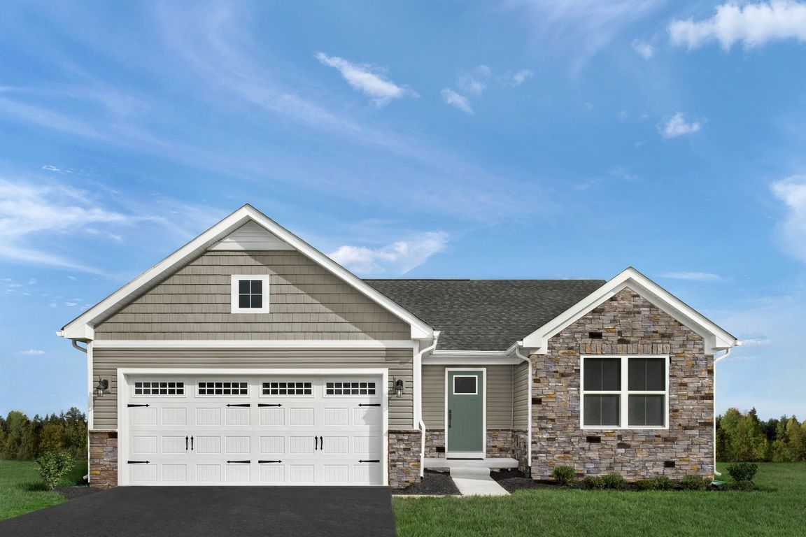Ready To Build Home In The Reserve at Beaver Creek Community