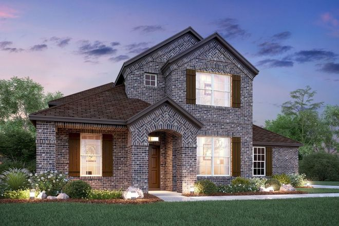 Ready To Build Home In Homestead Community
