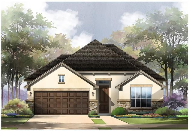 Ready To Build Home In The Grove at Vintage Oaks Community