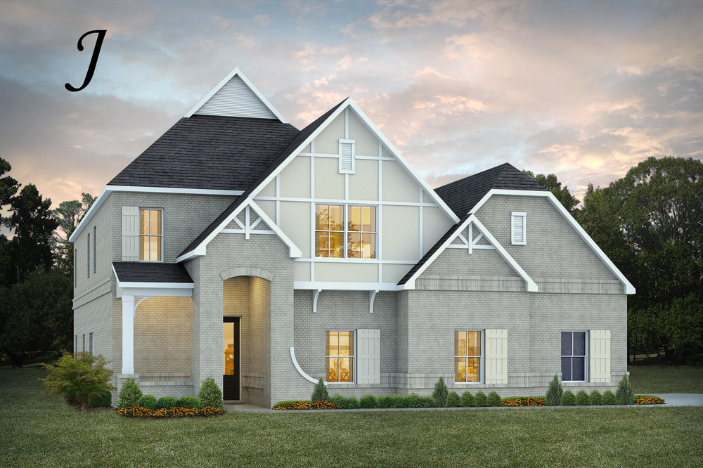 Ready To Build Home In Boykin Lakes Community
