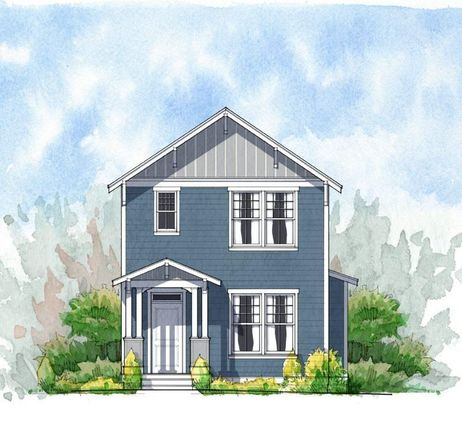 Ready To Build Home In Annafeld Community