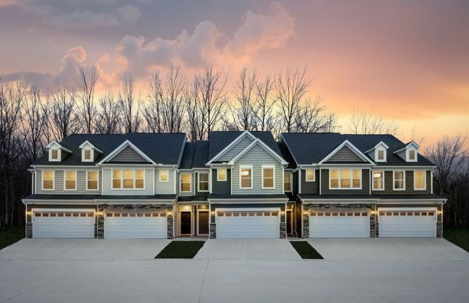 Ready To Build Home In Parkway Crossing Community