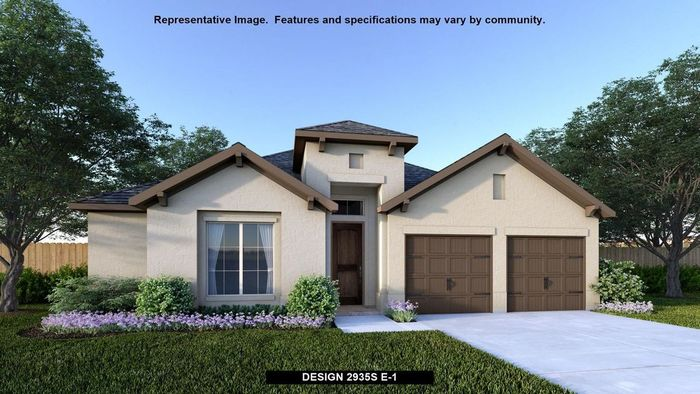 Ready To Build Home In Rancho Sienna 60' Community