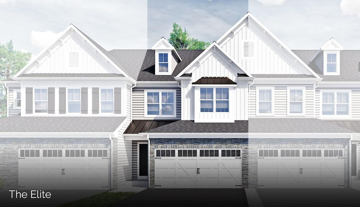 Ready To Build Home In The Reserve at Spring Mill Community