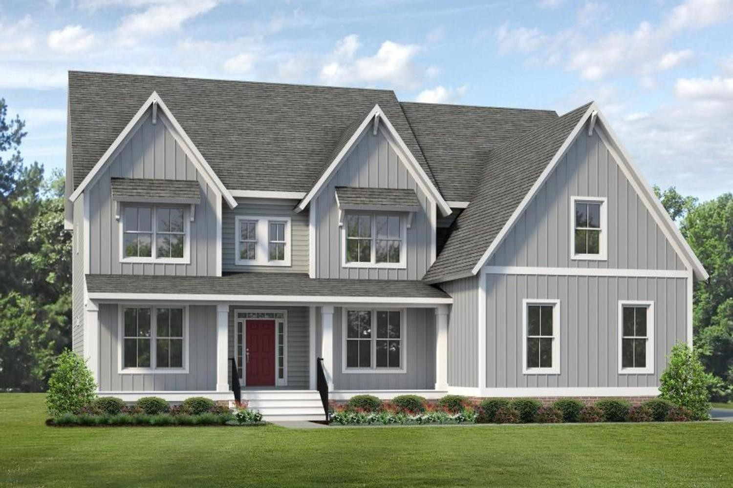 Ready To Build Home In Bishops Park Community
