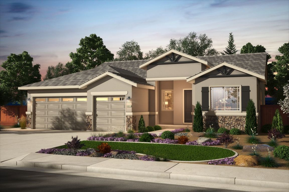 Ready To Build Home In Cypress Point Community