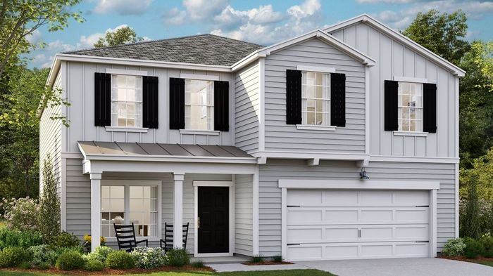 Ready To Build Home In Beach Village Community