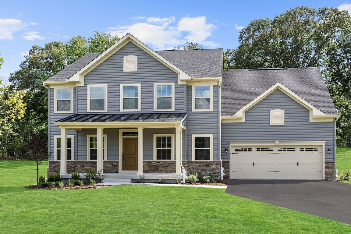 Ready To Build Home In The Reserve at Nancy Run Community