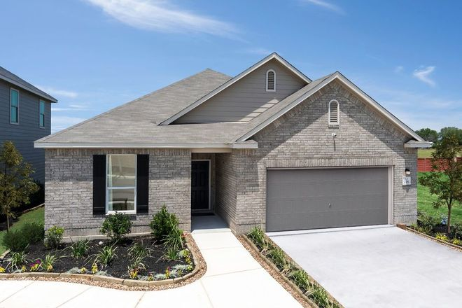 Ready To Build Home In Deer Crest - Classic Collection Community