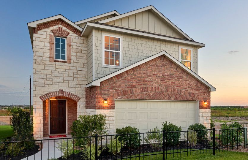 Ready To Build Home In Retreat at Champions Landing Community