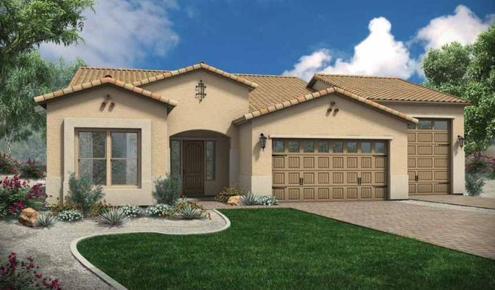 Ready To Build Home In Luke Ranch Estates Community