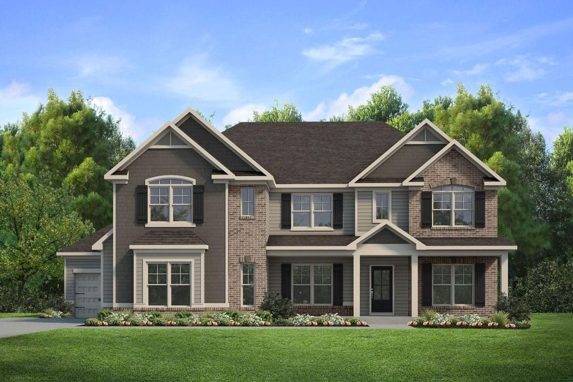 Ready To Build Home In Peppertree Community