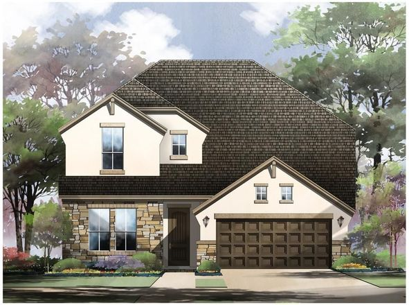 Ready To Build Home In Sunday Creek at Kinder Ranch Community