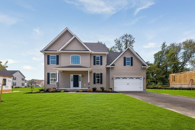 Ready To Build Home In Satterfield Community