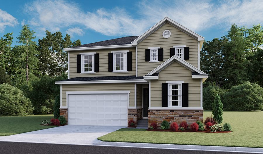 Ready To Build Home In Seasons at Simpson Springs Community