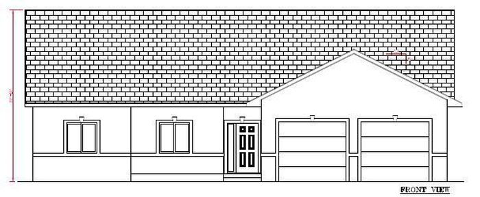 Ready To Build Home In Pueblo West Community