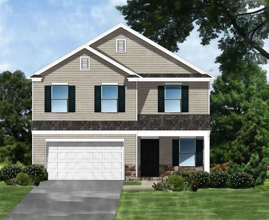 Ready To Build Home In Summit at Sage Creek Community