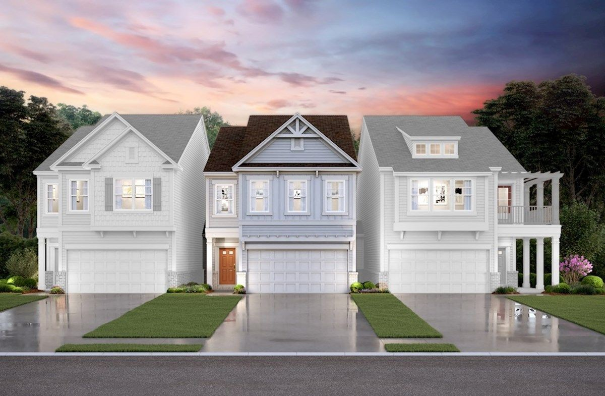 Ready To Build Home In Addison Point Community