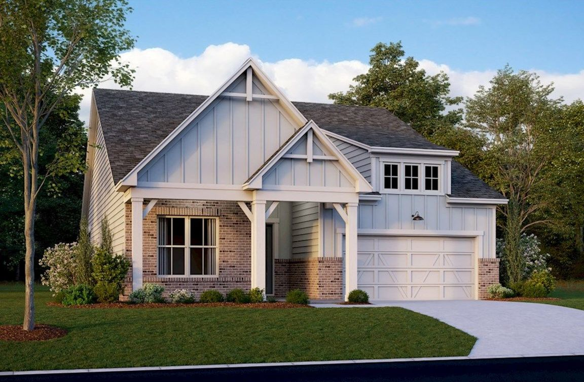 Ready To Build Home In Traditions at Herrington Community