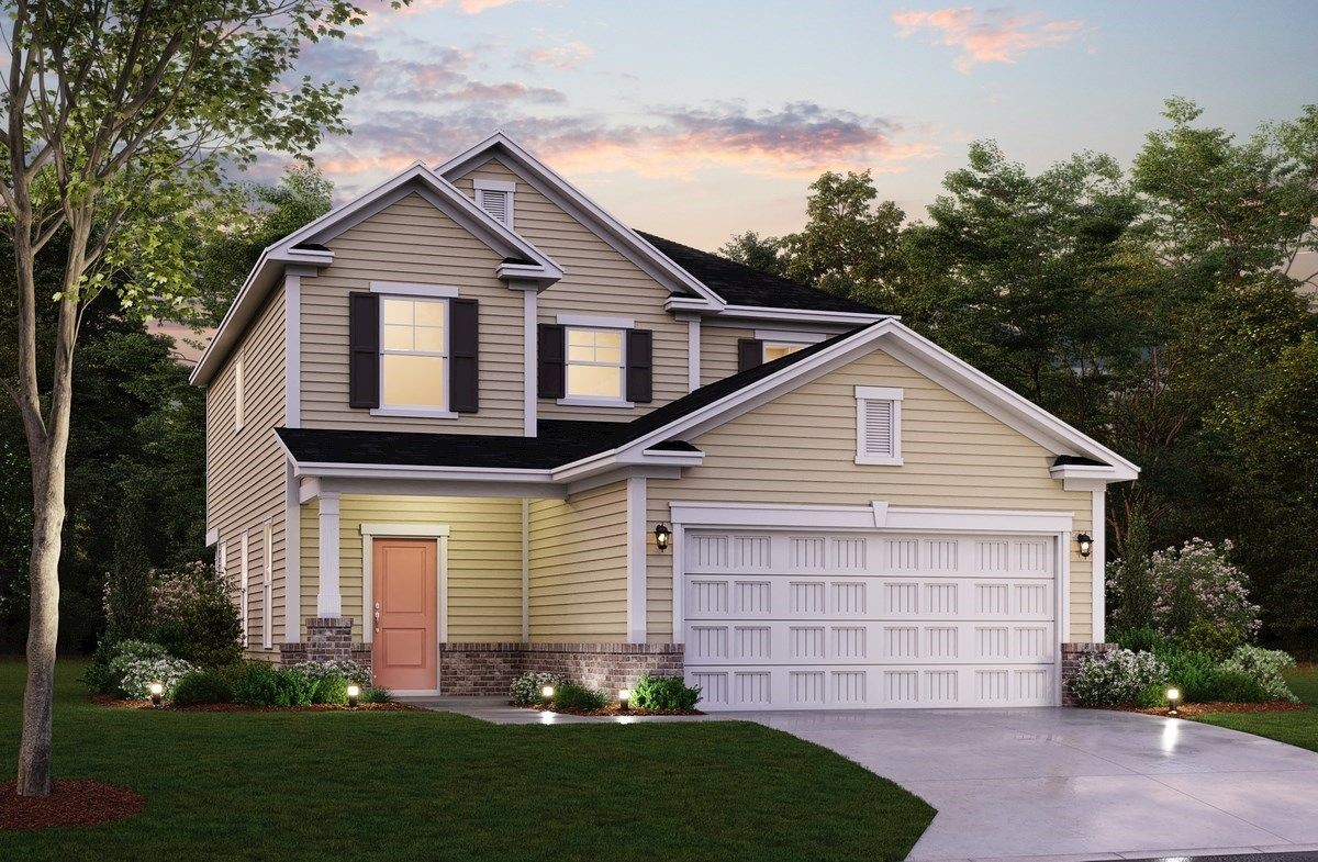 Ready To Build Home In Jasmine Point at Lakes of Cane Bay Community