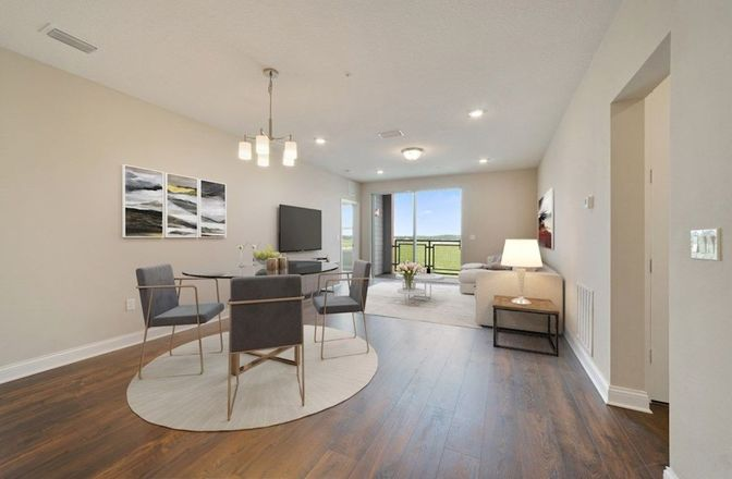 Move In Ready New Home In Gatherings of Lake Nona Community