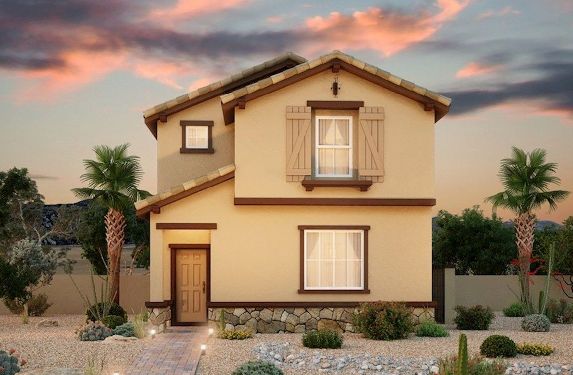 Ready To Build Home In Ravenna at Skye Canyon Community