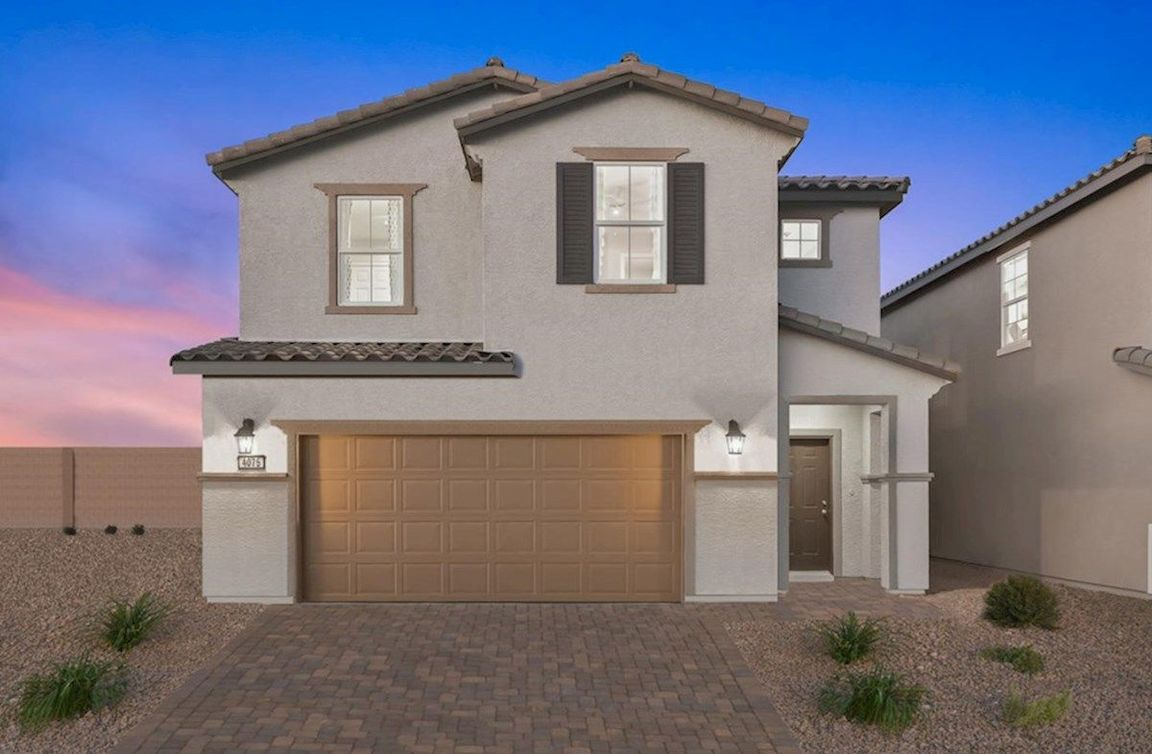Ready To Build Home In Rancho Crossing Community