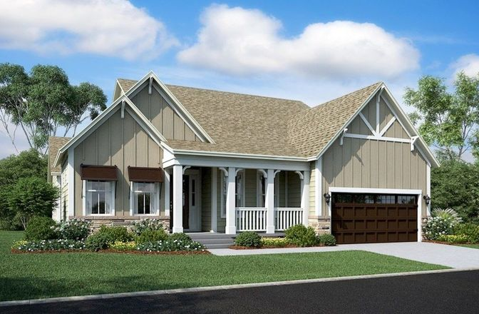 Ready To Build Home In The Estuary Community