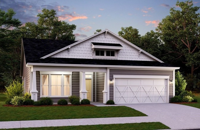 Ready To Build Home In Harborview Community