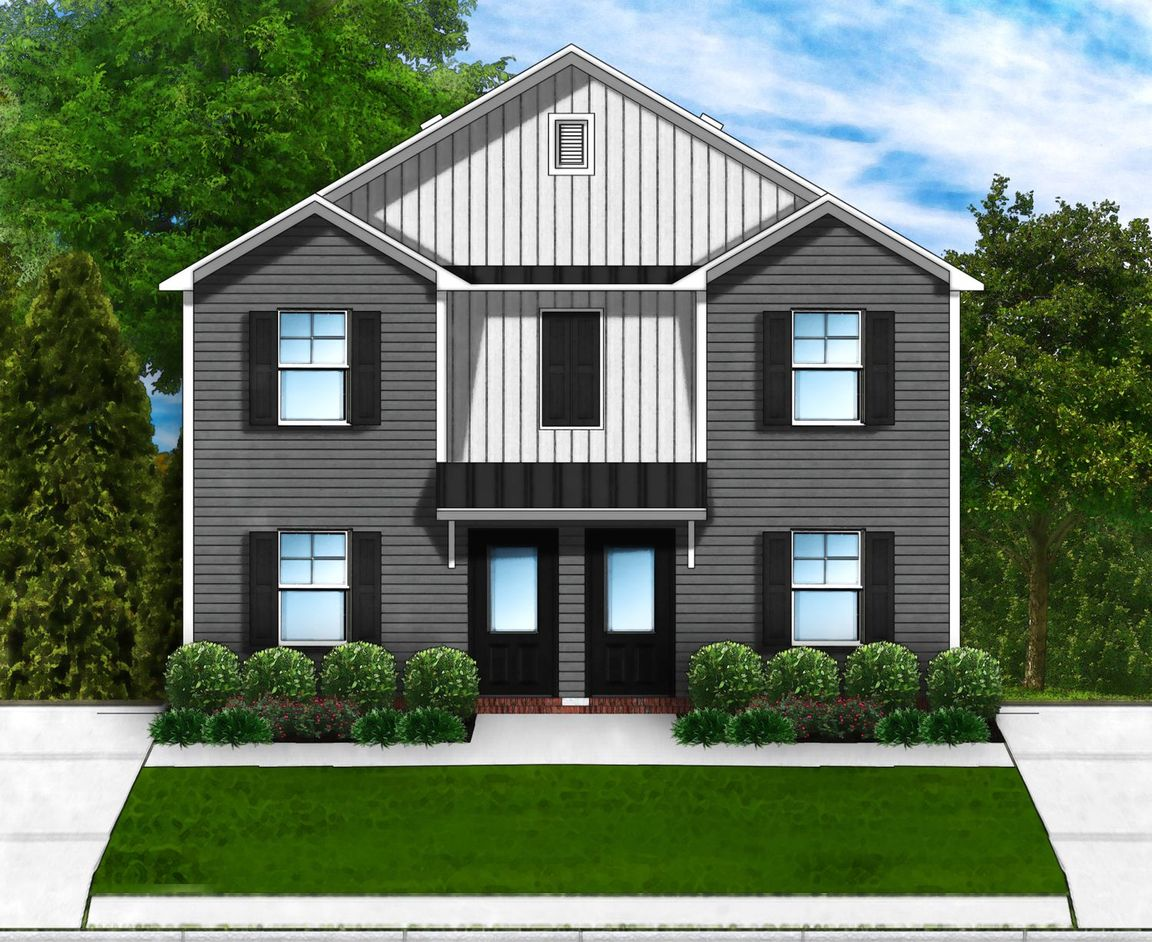 Ready To Build Home In Champions Village at Cherry Hill Community