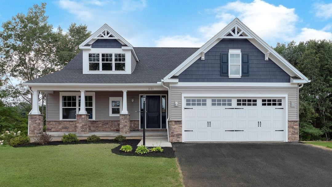 Ready To Build Home In Deerfield Community