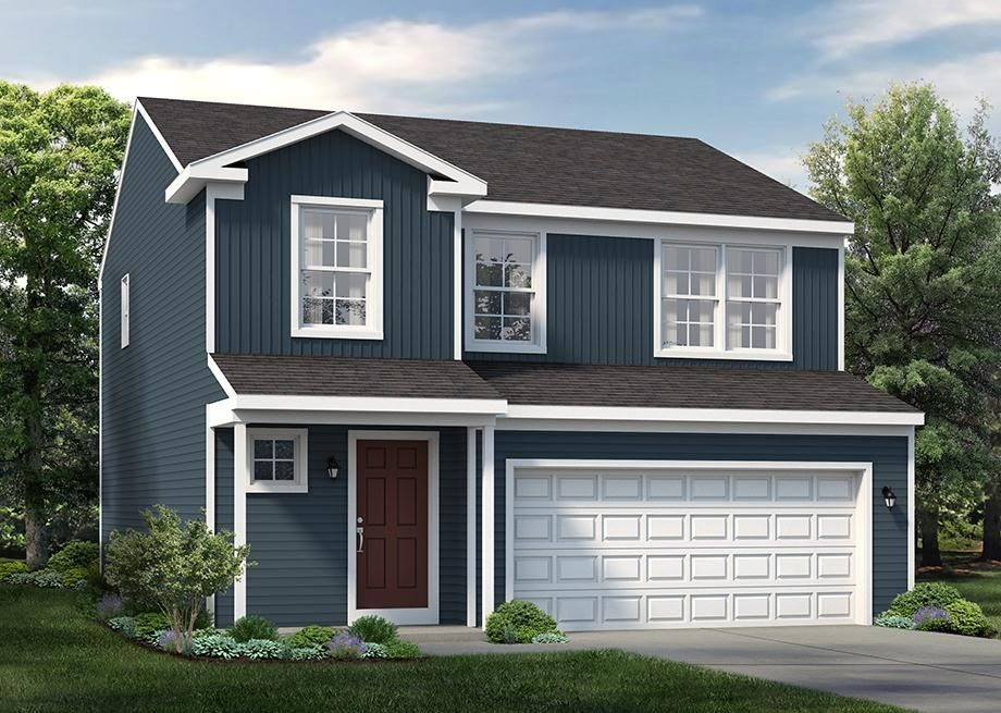 Ready To Build Home In Edgewood Acres Community