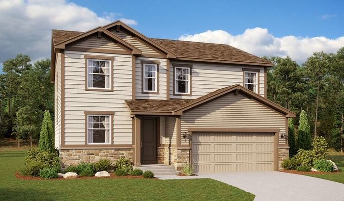 Ready To Build Home In Belleview Village Community