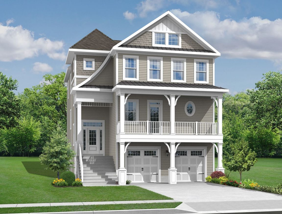 Ready To Build Home In The Peninsula Community