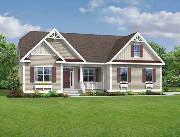 Ready To Build Home In The Highlands Community