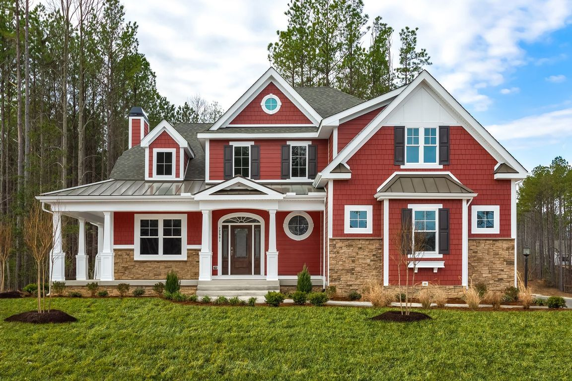 Move In Ready New Home In The Highlands Community