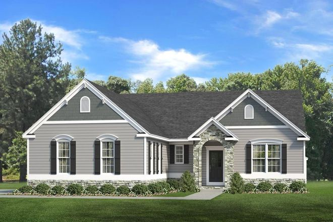 Ready To Build Home In Country Meadows Community