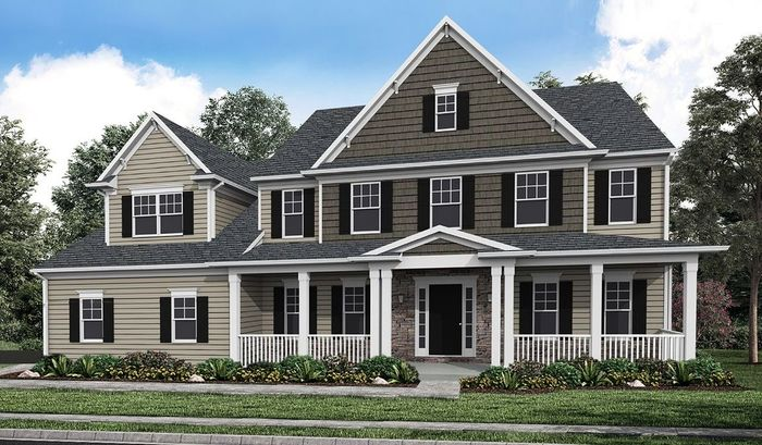 Ready To Build Home In Willow Creek Farms Community