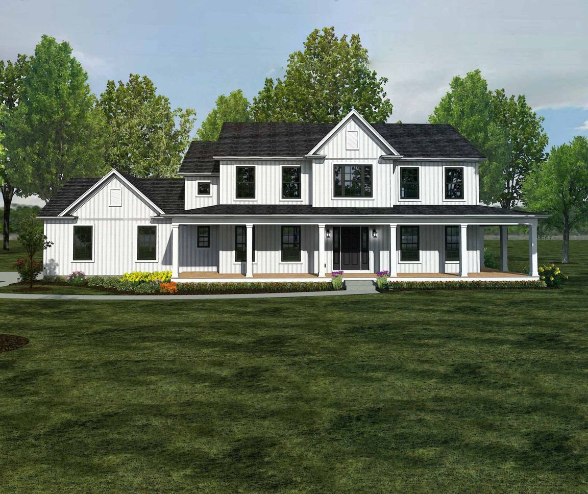 Ready To Build Home In American Heritage Homes-Build On Your Own Lot Community