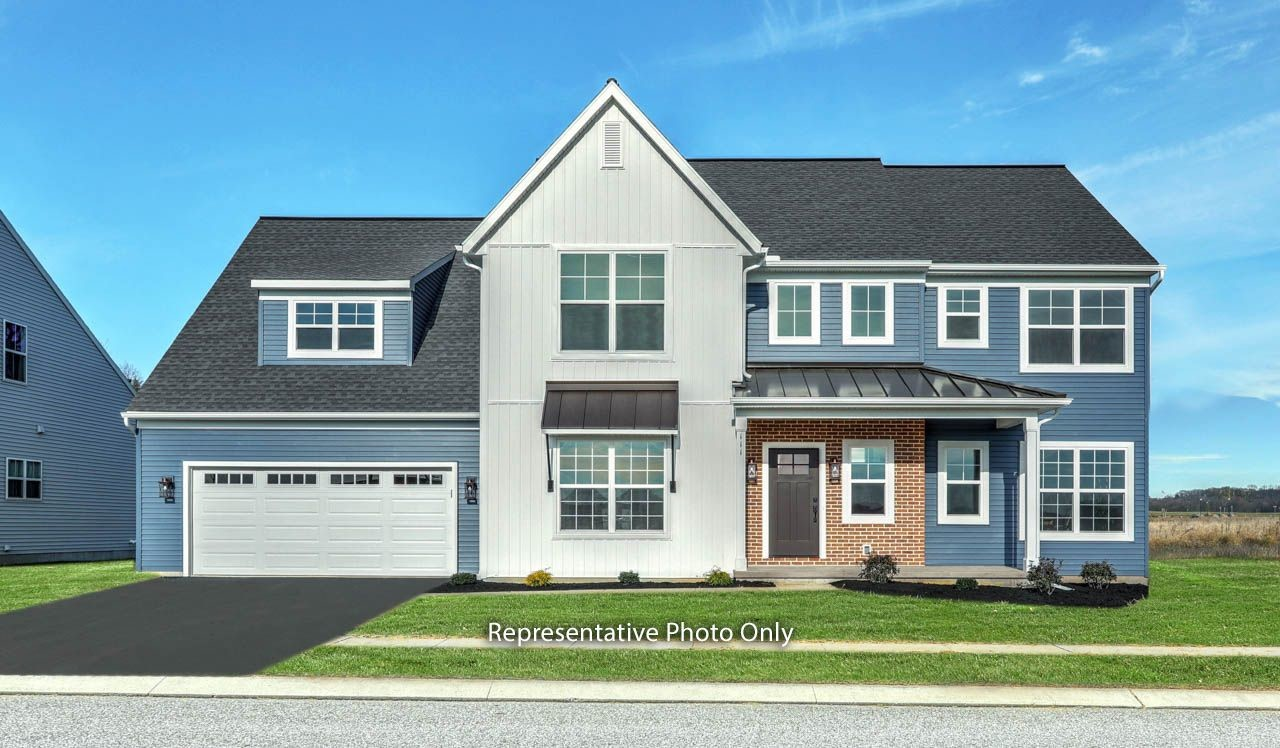 Ready To Build Home In Wright's Landing at Legacy Park Community