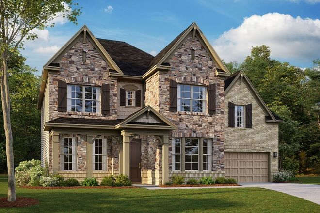 Ready To Build Home In Reserve at North Reach Community